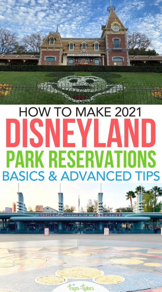 Visiting Disneyland in 2021? Disneyland now requires daily theme park reservations! Learn how to navigate the new Disneyland park reservations system in this step-by-step tutorial complete with advanced tips and frequently asked questions.