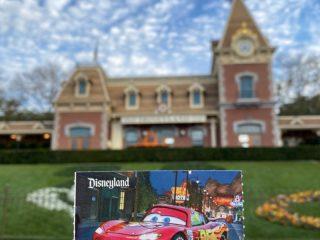 Disneyland Train Station Vertical Web Stories