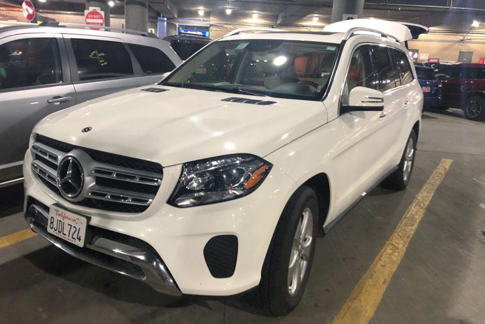 Large SUV Car Rental