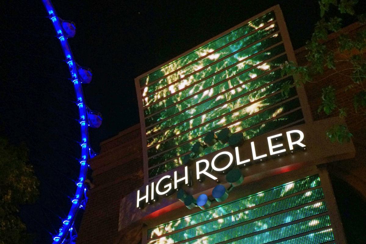 Las Vegas High Roller at Linq