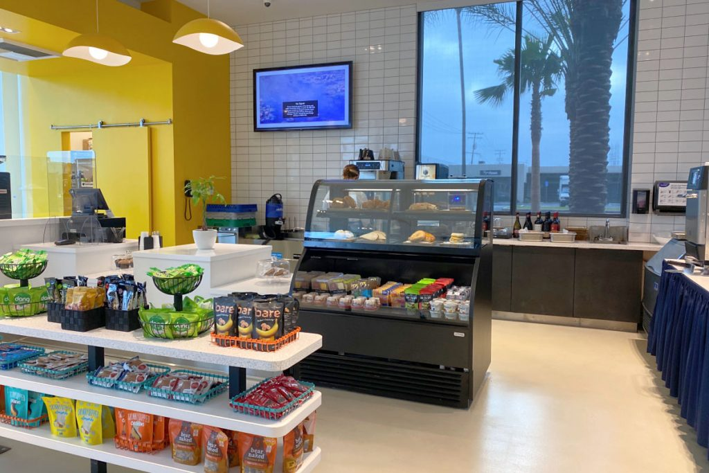 Radisson Blu Anaheim - Blu Marketplace