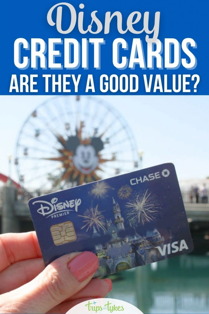 Will a Disney credit card from Chase help you save money on your next Disney World or Disneyland vacation? A deep dive look into annual fees, welcome bonuses, perks and discounts, with a comparison to the Disney debit card. Find out whether the Disney credit cards are really worth it!