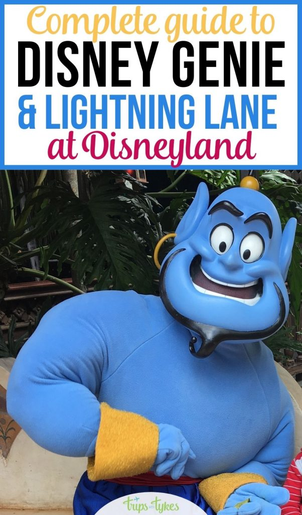 Disney Genie, Disney Genie+, and Lightning Lane debut at Disneyland in Fall 2021. Find out all the tips and how to maximize this FASTPASS replacement on your next Disneyland vacation.