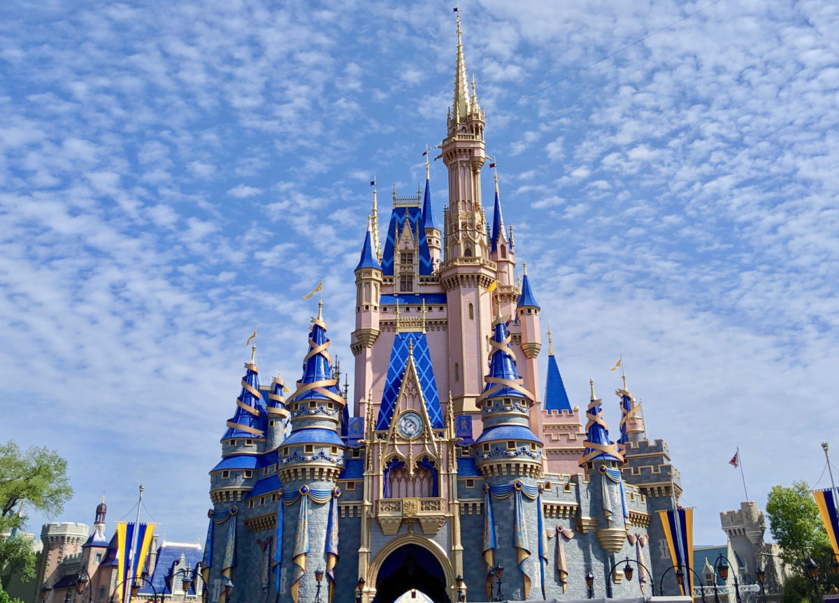 Castle at Walt Disney World