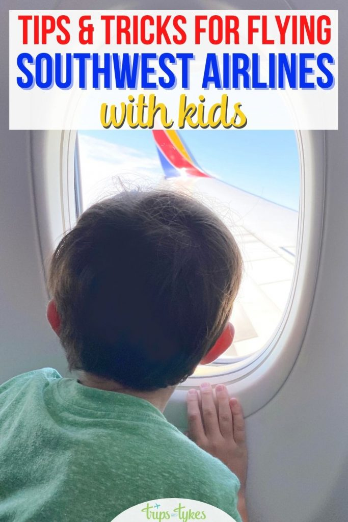 Flying on Southwest Airlines with kids? From lap children to family boarding to snacks and entertainment, here are all the essential tips you need to know to travel on Southwest as a family.