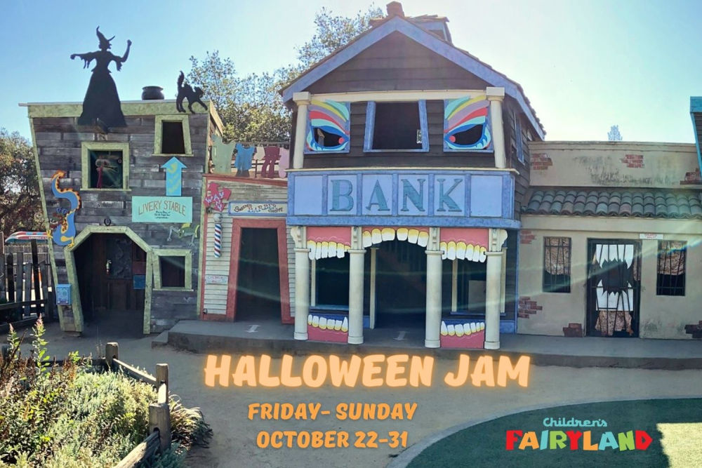 Children's Fairyland Halloween Jam 2021