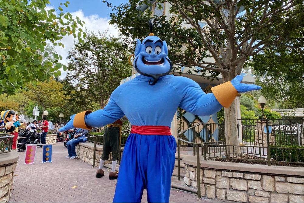 Disneyland Genie
